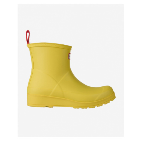 Hunter Rain boots Yellow