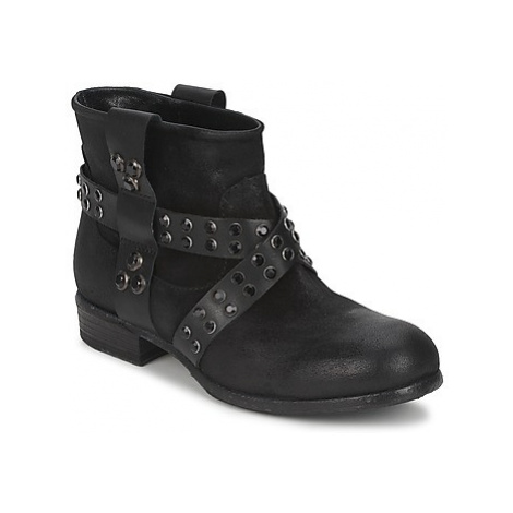 Strategia LUMESE women's Mid Boots in Black