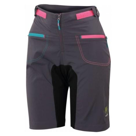 Karpos BALLISTIC EVO W grey - Women's shorts