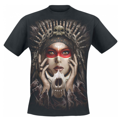 Spiral - Cry Of The Wolf - T-Shirt - black