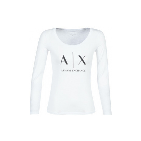 Armani Exchange 8NYTDG-YJ16Z-1000 women's in White