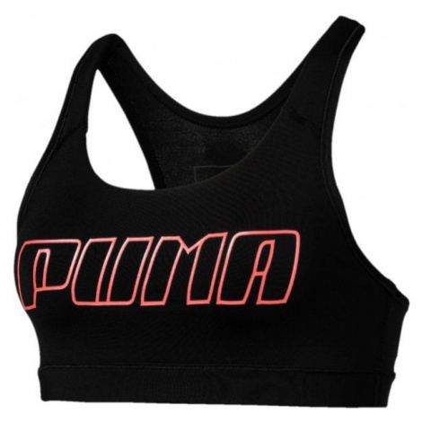 Puma 4KEEP BRA M black - Women's bra
