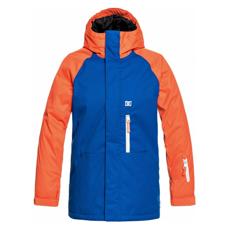 jacket DC Ripley - PRM0/Surf The Web - boy´s