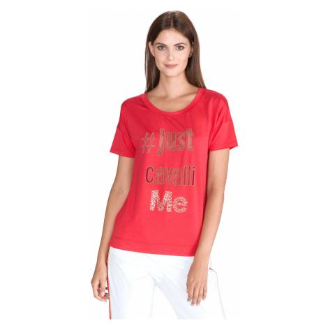 Just Cavalli T-shirt Red