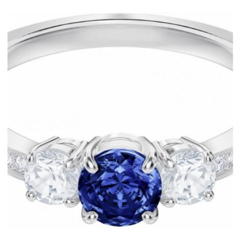 Ladies Swarovski Jewellery Attract Trilogy Ring Size N 5416152
