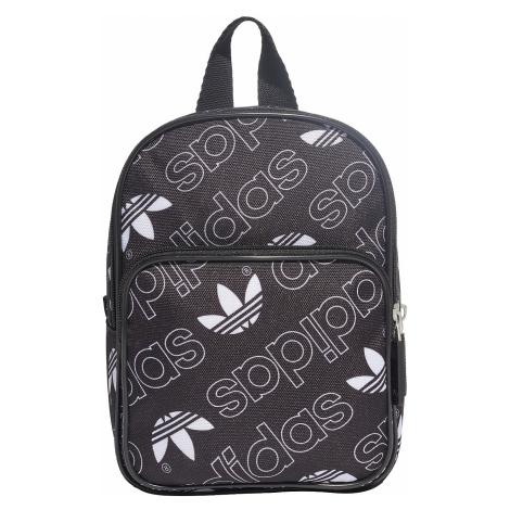 backpack adidas Originals Classic Adicolor XS GR - Black/White - women´s
