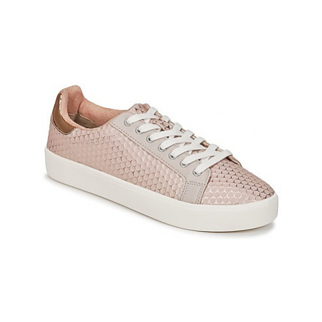 Tamaris ACAPE women's Shoes (Trainers) in Pink