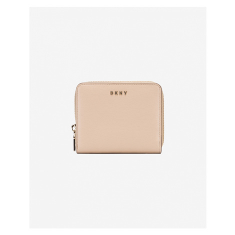 DKNY Bryant Small Wallet Beige