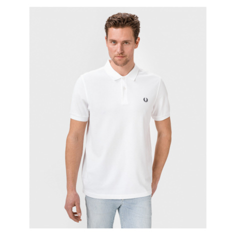Fred Perry Polo Shirt White