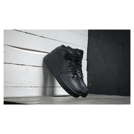 Nike Air Force 1 Mid (GS) Black/ Black