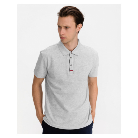 Tom Tailor Polo Shirt Grey