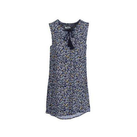 Deeluxe MAMACITA women's Blouse in Blue
