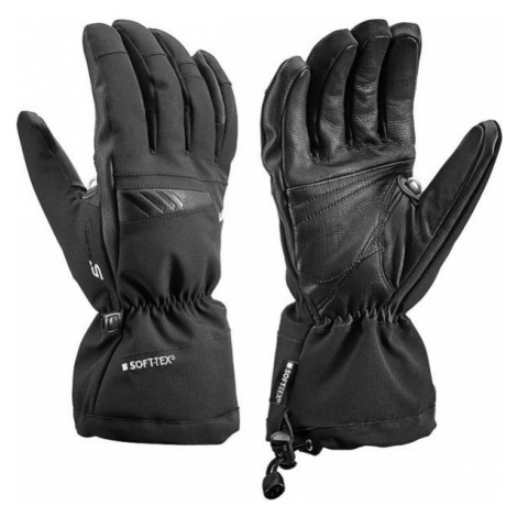 Leki SCERO S TRIGGERS black - Downhill ski gloves