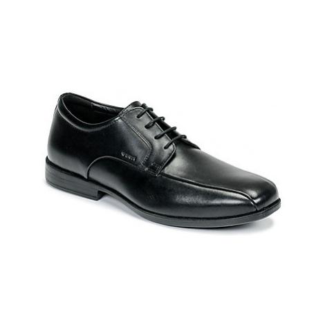 Geox U CALGARY men's Casual Shoes in Black