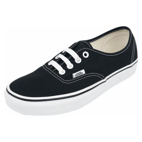 Vans - Authentic - Sneakers - black-white
