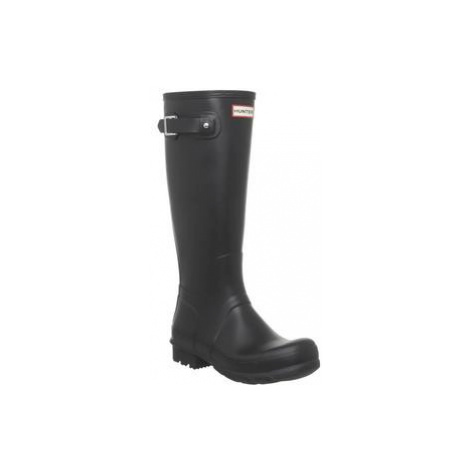 Hunter Mens Original Tall BLACK