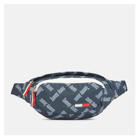 Tommy Jeans Women's Cool City Nylon Bumbag - Blue Print Tommy Hilfiger