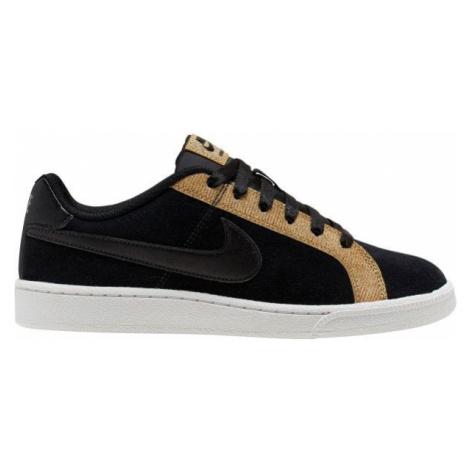 Nike COURT ROYALE PREMIUM WMNS black - Women's leisure footwear