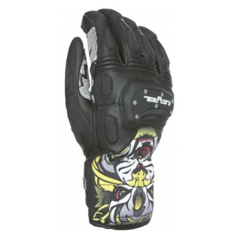 Level SQ CF black - Racing ski gloves