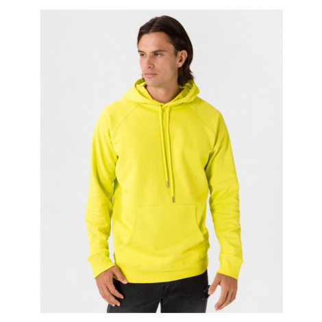 Diesel S-Gim Sweatshirt Yellow