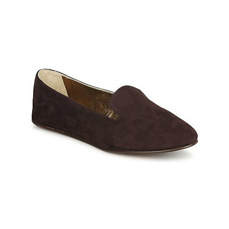 Rochas NITOU women's Loafers / Casual Shoes in Brown