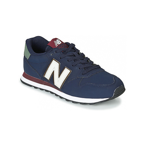 New Balance 500 men's Shoes (Trainers) in Blue