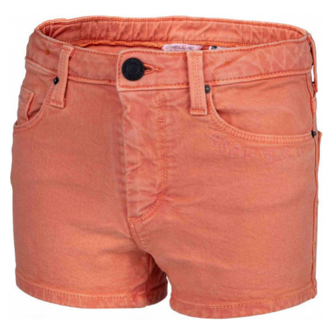 O'Neill LG CALI PALM SHORTS orange - Girls' shorts