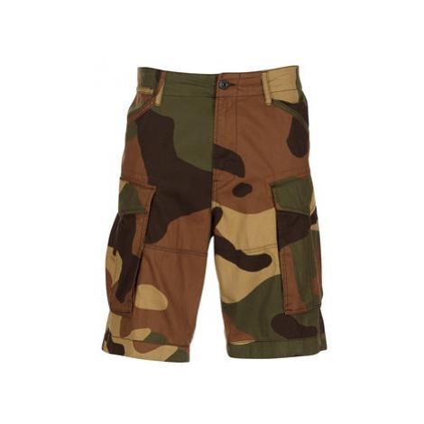 G-Star Raw ROVIC LOOSE 1/2 men's Shorts in Green