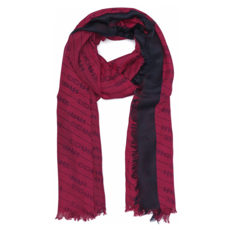 Armani Exchange Scarf Red Pink