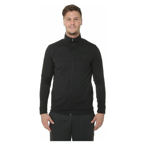 sweatshirt Under Armour Sportstyle Pique Zip - 001/Black/Black