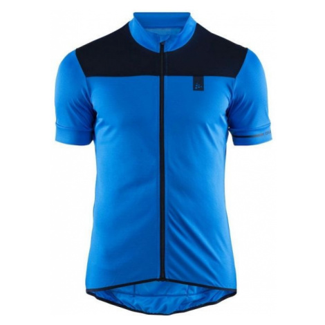 Craft POINT blue - Men's cycling jersey