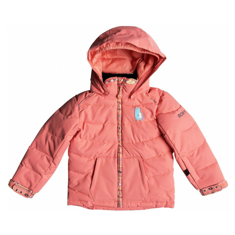 jacket Roxy Anna - MHG0/Shell Pink - kid´s