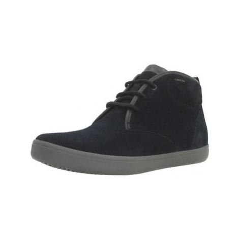 Geox U BOX men's Mid Boots in Blue