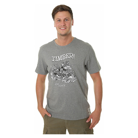 T-Shirt Element Woody - Gray Heather