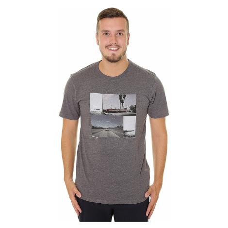 T-Shirt Billabong The Road - Black - men´s