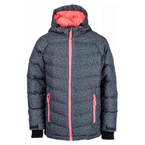 Lewro NIKA pink - Kids' winter jacket