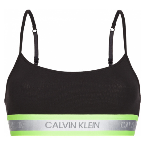 Calvin Klein Unlined Bra Black