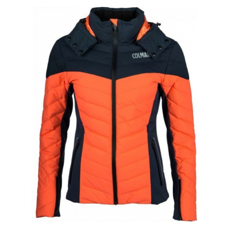 Colmar L. DOWN SKI JACKET orange - Women's skiing jacket