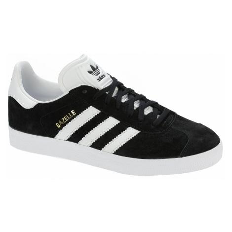 shoes adidas Originals Gazelle - Core Black/White/Gold Metal