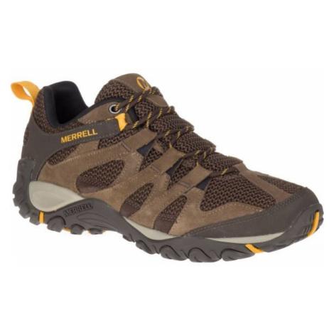 Merrell ALVERSTONE brown - Men's outdoor shoes