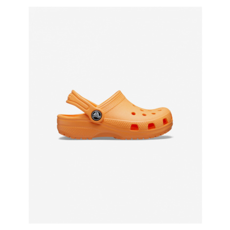 Crocs Classic Clog Crocs Kids Orange
