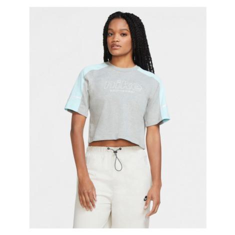 Nike Sportswear T-shirt Blue Grey