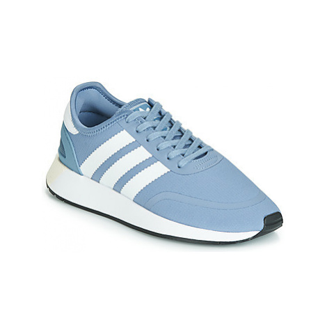 Adidas N-5923 W women's Shoes (Trainers) in Blue