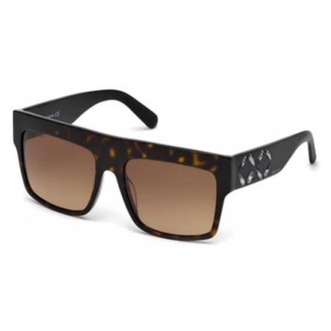 Swarovski Sunglasses Swarovski SK0128 52F