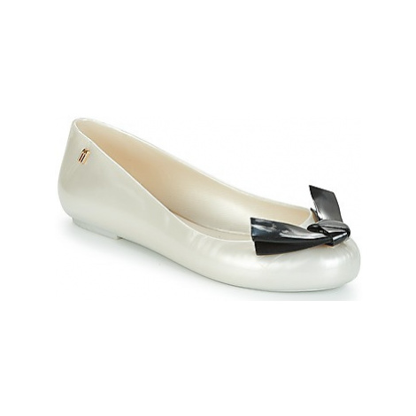 Melissa SPACE LOVE V women's Shoes (Pumps / Ballerinas) in White