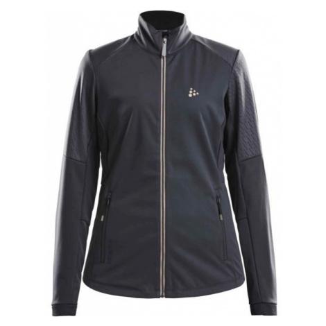 Craft WARM TRAIN black - Women's softshell jacket