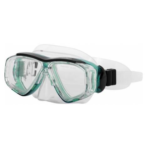 Miton PONTUS green - Diving mask