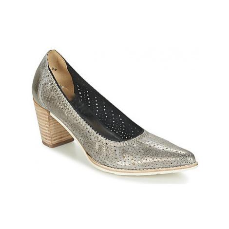 Myma ESCARPI women's Court Shoes in Silver