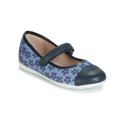 Garvalin NICE FLEX girls's Children's Shoes (Pumps / Ballerinas) in Blue Garvalín