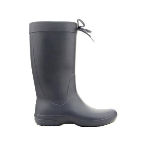 Crocs FREESAIL RAIN BOOT 203541-410 women's Wellington Boots in Blue